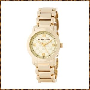Michael Kors Women's Goldtone Watch
